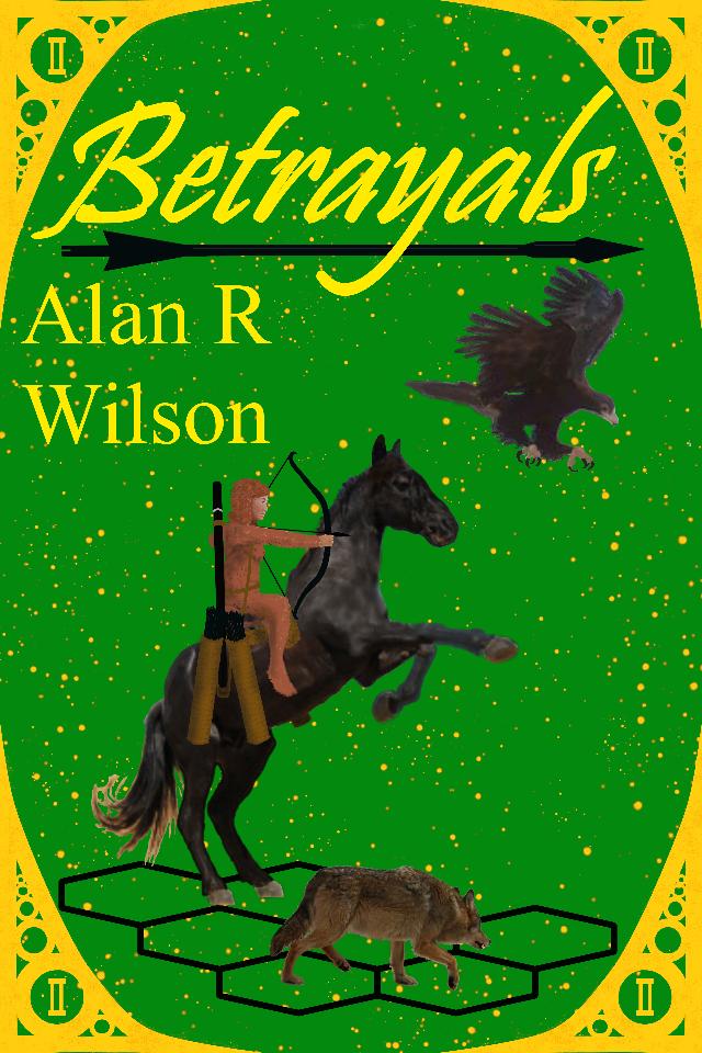 Betrayals. Book 2